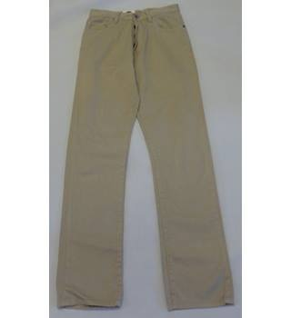 "Pepe Jeans size 27"" cream / ivory jeans"