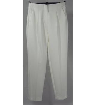 M&S Marks & Spencer - Size: 6 -  ivory - Trousers