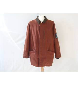 Ludwig Reiter Men's Jacket Size L 44 Chest Designer Collectors ludwig reiter - Size: L - Orange - Jacket