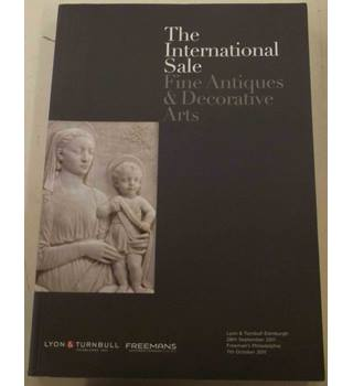 The International Sale - Fine Antiques & Decorative Arts