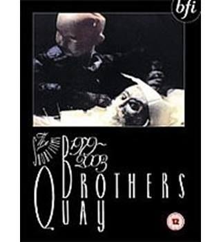 THE QUAY BROTHERS THE SHORT FILMS 1979-2003 12