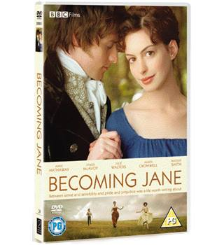 BECOMING JANE PG