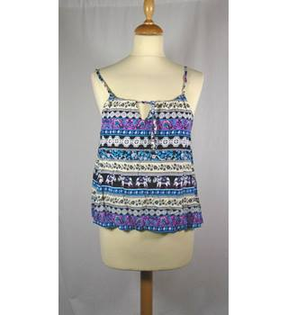 Unbranded  Size: Other  Multi-coloured  Sleeveless top