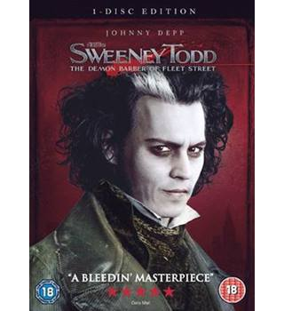 SWEENEY TODD - THE DEMON BARBER OF FLEET STREET 18