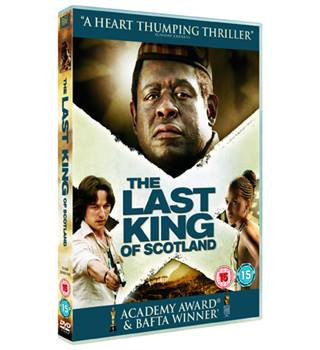 THE LAST KING OF SCOTLAND 15