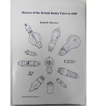 History of the British radio valve to 1940