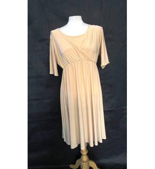 ebd5e0bbfc Formal maternity gown - Bluebelle - Size  12 - Beige - Evening