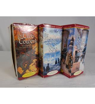 The Lord of the Rings Trilogy (Box Set)