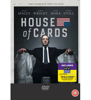 HOUSE OF CARDS THE COMPLETE FIRST SEASON 18