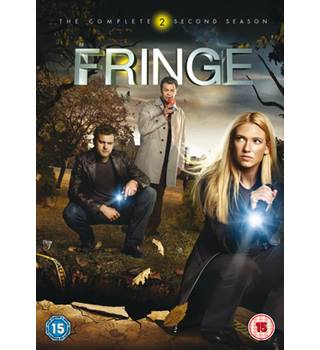 FRINGE THE COMPLETE SECOND SEASON 15