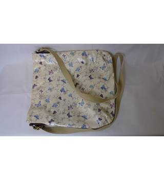 PRETTY FLUTTERBYES CROSSBODY BAG Flutterbyes - Size: Not specified - Cream / ivory - Cross body bag