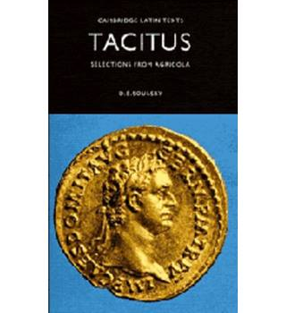 Selections from Agricola, Tacitus