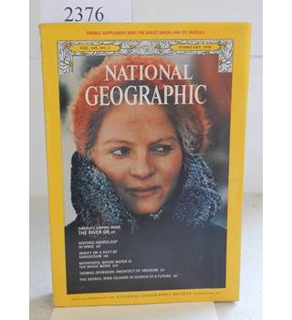 National Geographic Volume 149 Number 2 February 1976