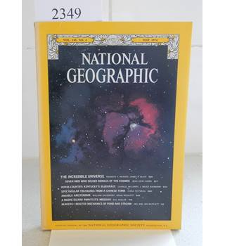 National Geographic Volume 145 Number 5 May 1974