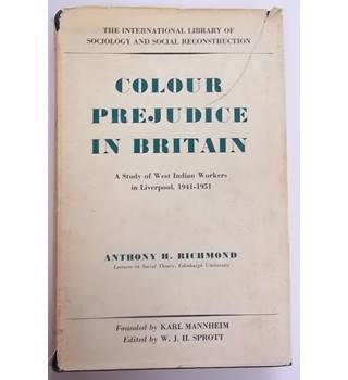 Colour Prejudice in Britain