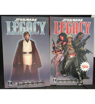 Star Wars: Legacy (Volume One and Volume Two)