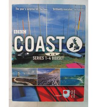 Coast Series 1-4 Boxset