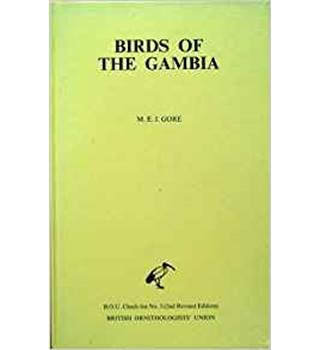 Birds of the Gambia(ornithologist)