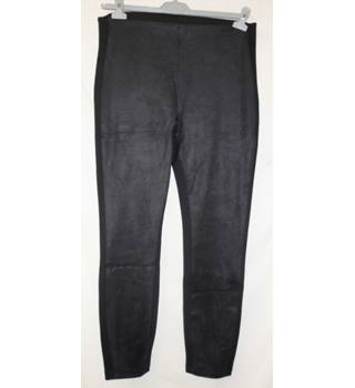 Land's End - Size: M - Black Stretch Trousers