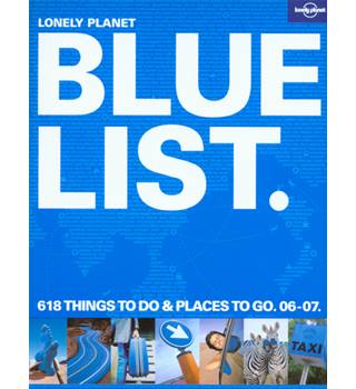 Lonely Planet blue list