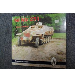 Sd Kfz 251 Armour in Focus