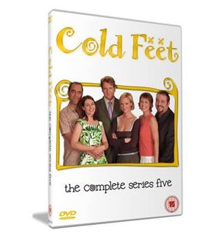 COLD FEET THE COMPLETE FIFTH SERIES 15