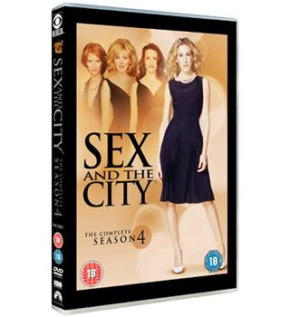 SEX AND THE CITY SERIES 4 18