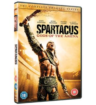 SPARTACUS - GODS OF THE ARENA 18