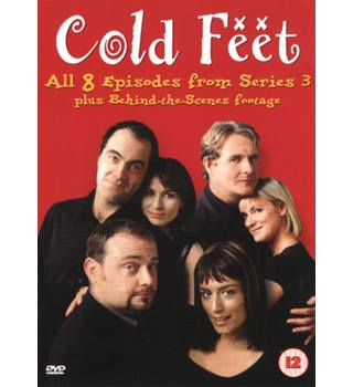 COLD FEET THE COMPLETE THIRD SERIES 12