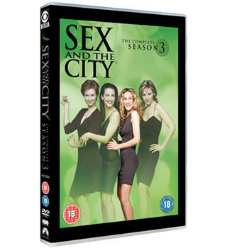 SEX AND THE CITY SERIES 3 18