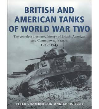 British and American Tanks of World War Two/Encyclopedia of German Tanks of World War Two