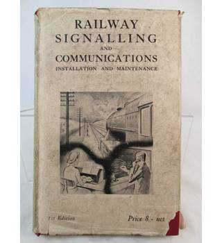 Railway Signalling and Communications Installation and Maintenance