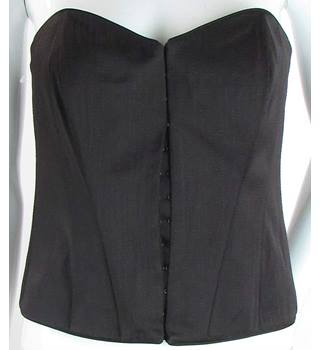 Next - Size: 12 - Chocolate Brown - Bustier
