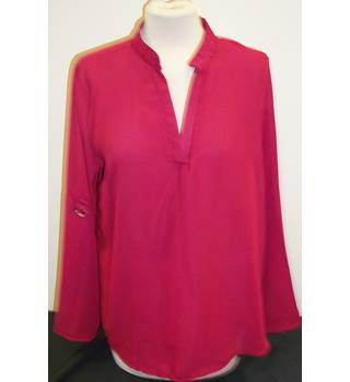 Size: XL - Red - Blouse