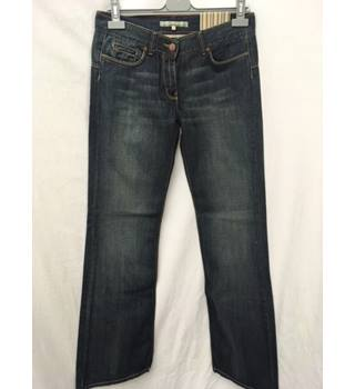 "FCUK Ladies Jeans size 10 French Connection - Size: 30"" - Blue"