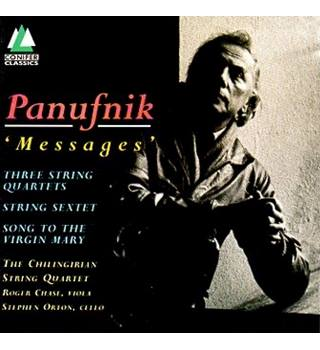 Panufnik: Messages Chilingirian String Quartet