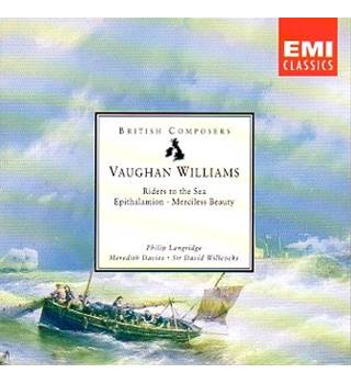 Vaughan Williams: Riders to the Sea, Merciless Beauty, Epithalamion Norma Burrowes