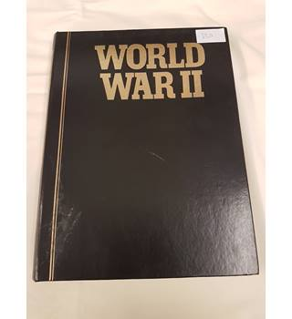 World War II Magazines binded in case issues 85 - 95 with Index