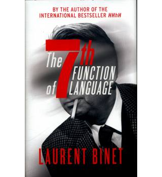 The 7th Function of Language (Signed by the Author)