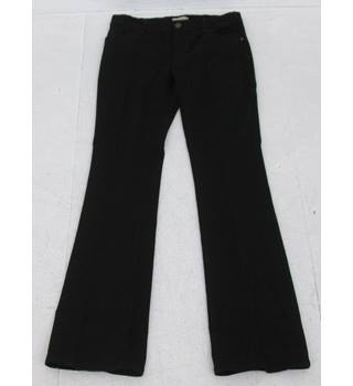 BNWT: Next Size 14: Black boot cut stretch jeans