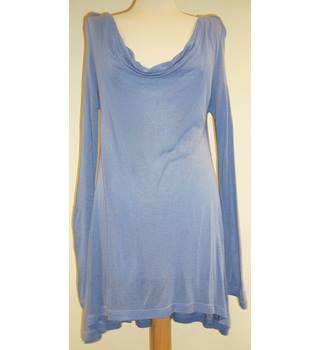 Phase Eight - Size: 10 - Blue - Smock top