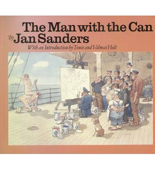 The Man with the Can by Jan Sanders