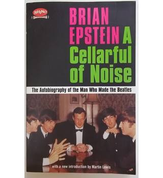 A Cellarful of Noise, The autobiography of the man who made the Beatles