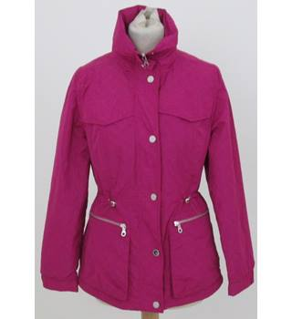 NWOT M&S Collection Size: 8 - Pink storm wear jacket