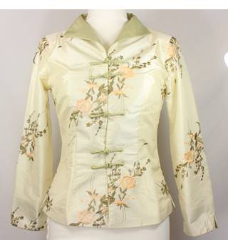 Miniye - Size: M - Cream / ivory - Smart jacket / coat