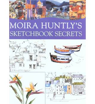 Moira Huntly's sketchbook secrets