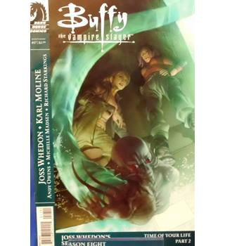 Buffy The Vampire Slayer #17 - August 2008