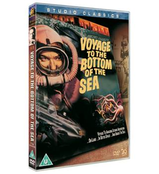 VOYAGE TO THE BOTTOM OF THE SEA U