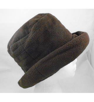 M&S Brown soft hat