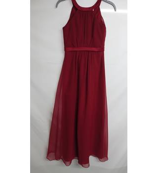 Emma Bridals Bridesmaid dress Size 10 Unbranded - Size: 10 - Red - Full length dress